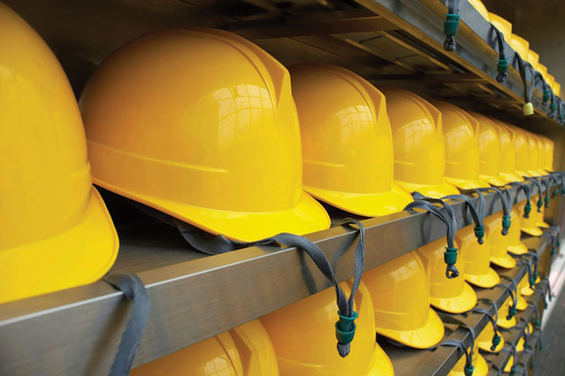 Personal Protective Equipment (PPE) Mining