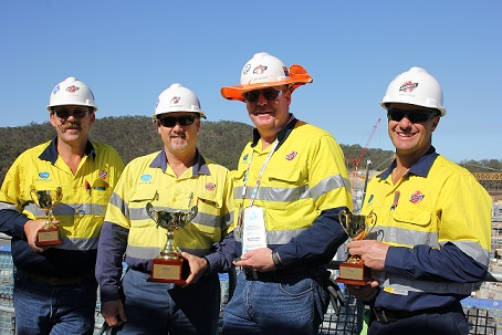 Bechtel wins national safety award for Curtis Island GLNG project