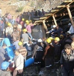 18 Miners Trapped in Latest Turkey Coal Mine Disaster
