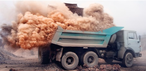 NEW FOAMING SYSTEM INVENTED FOR DUST SUPPRESSION IN CRUSHING & CONVEYING