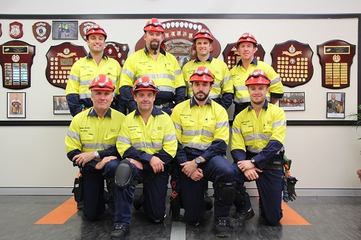 Bulga Mine takes out the 2014 NSW Mines Rescue Open Cut competition