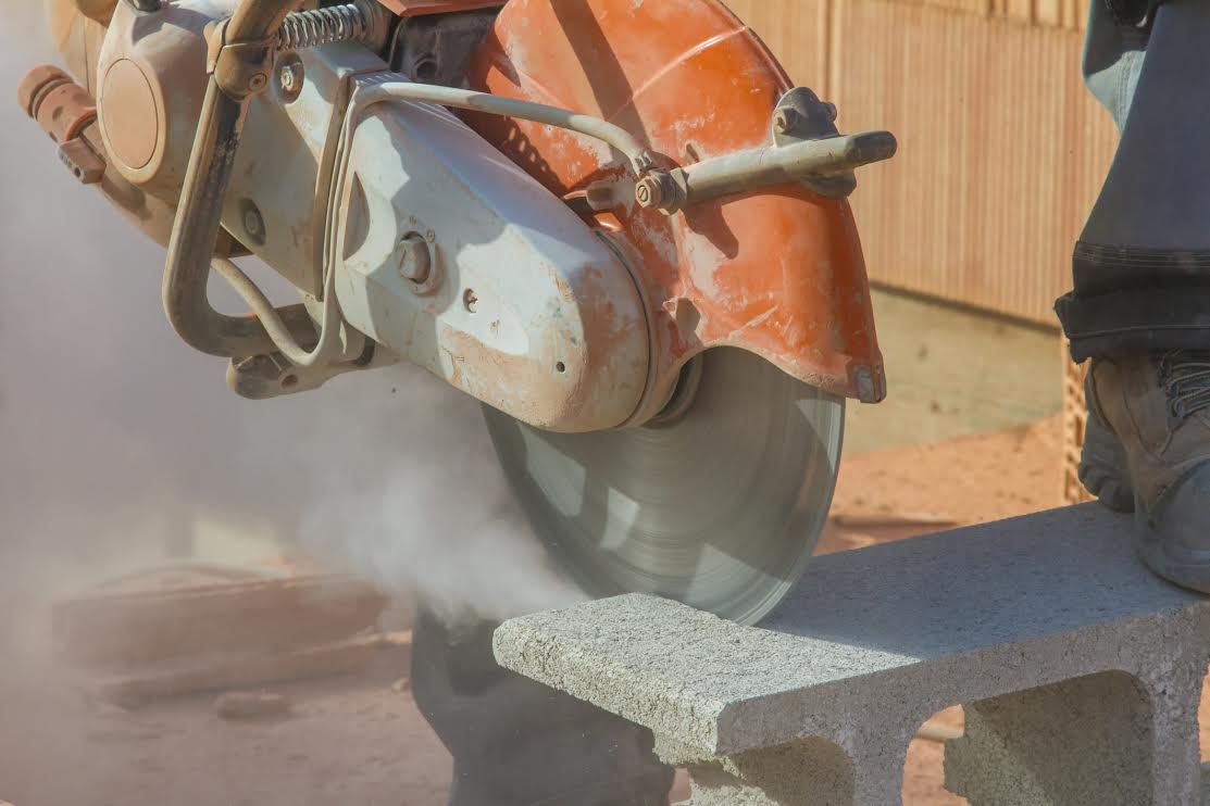 Silica Dust Causes Health Concerns