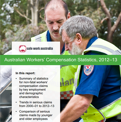 Safe Work Australia Releases Workers' Compensation Statistics