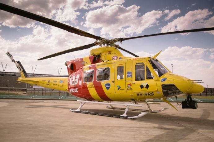 NSW Minerals Council Contributes $270,000 to Westpac Rescue Helicopter