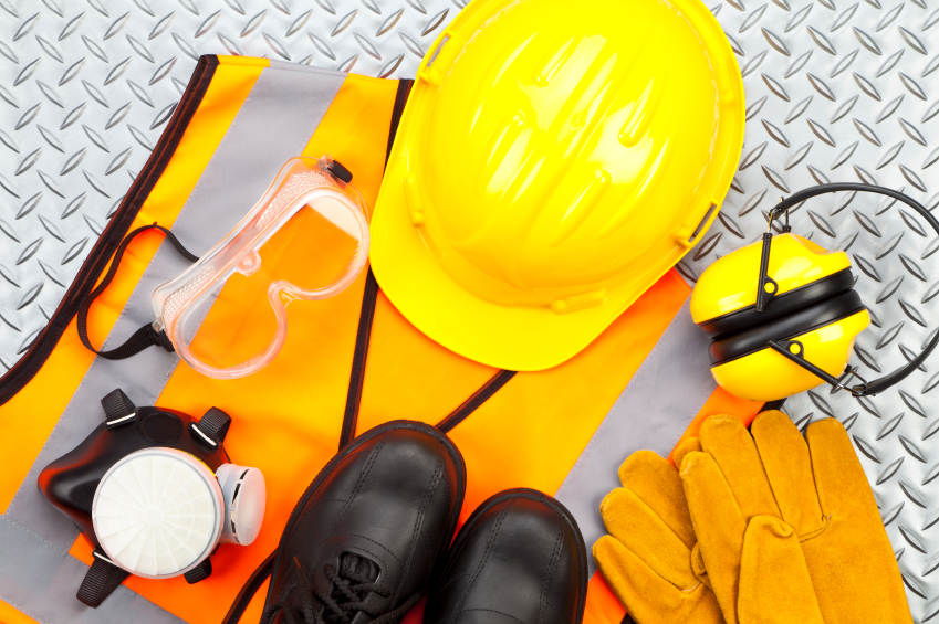 Worker injured using high-pressure water pump