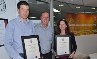 DMP officers awarded for road safety