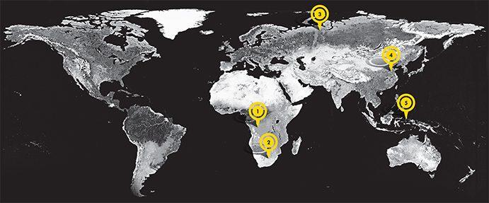 Safety News: Around The World