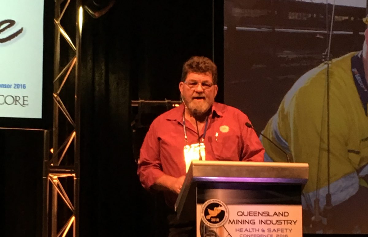 Safety conference kicks off with strong message