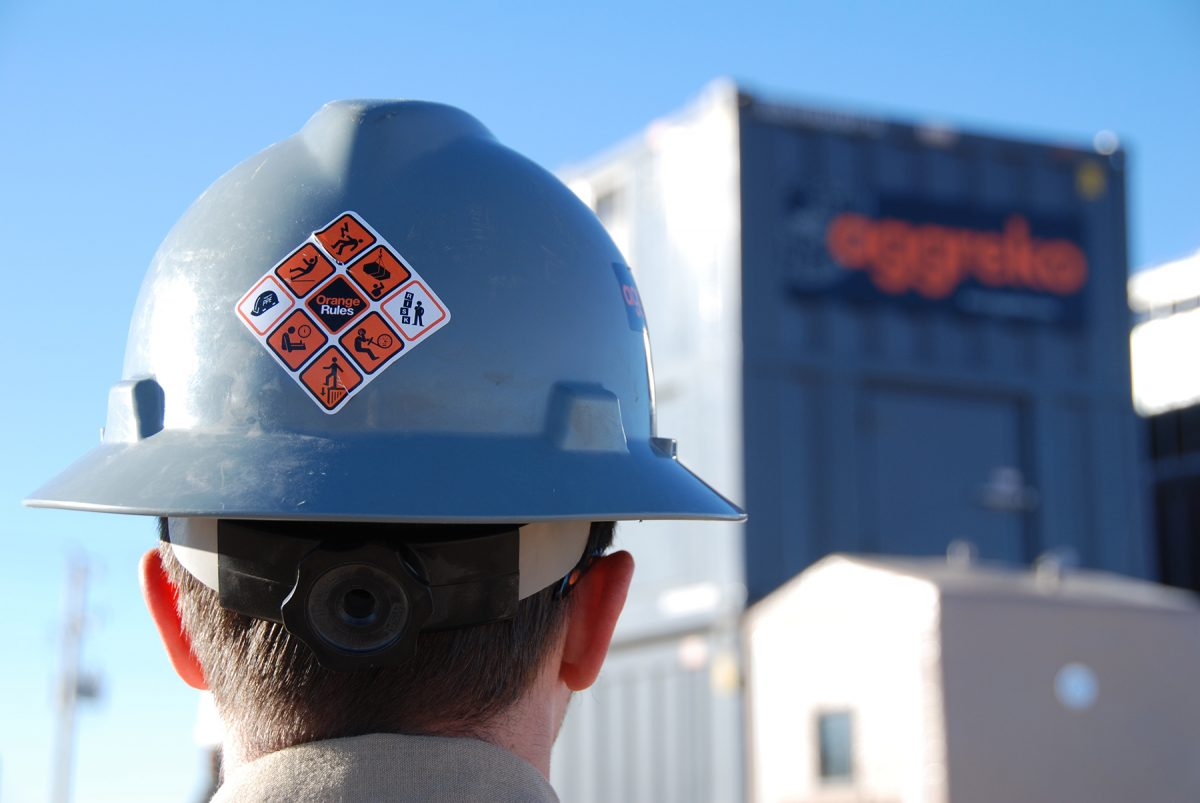 Aggreko celebrates one million man-hours LTI free