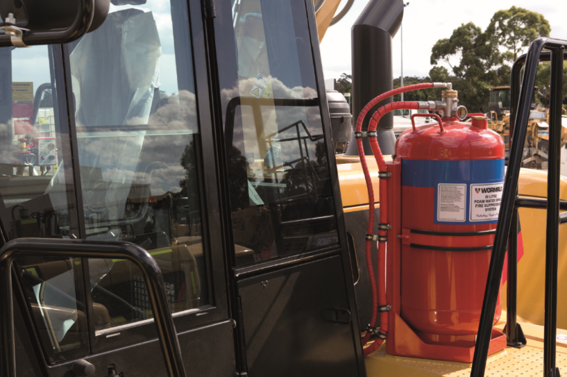 Vehicle fire protection standard revised