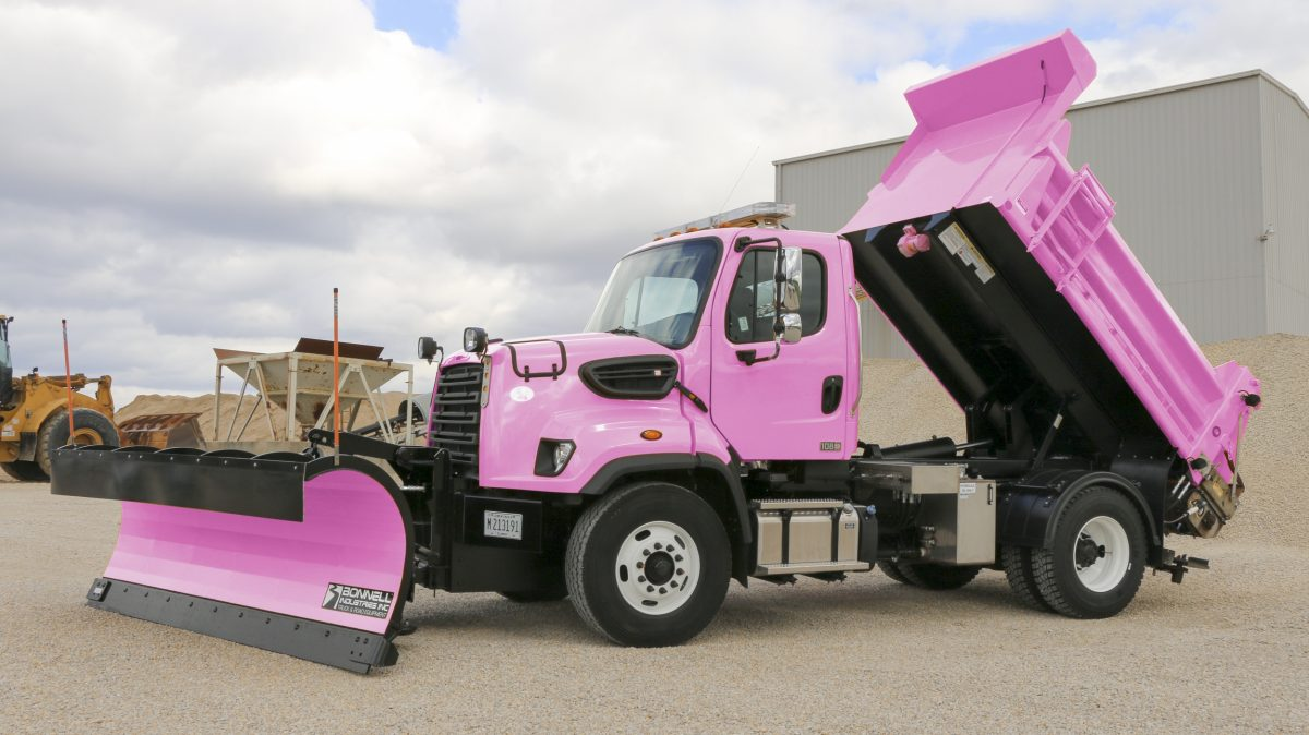 Martin Engineering Program Raises Funds To Improve Breast Cancer Awareness