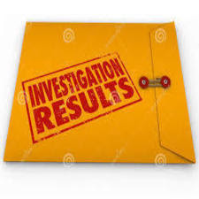 Fatality Final investigation report