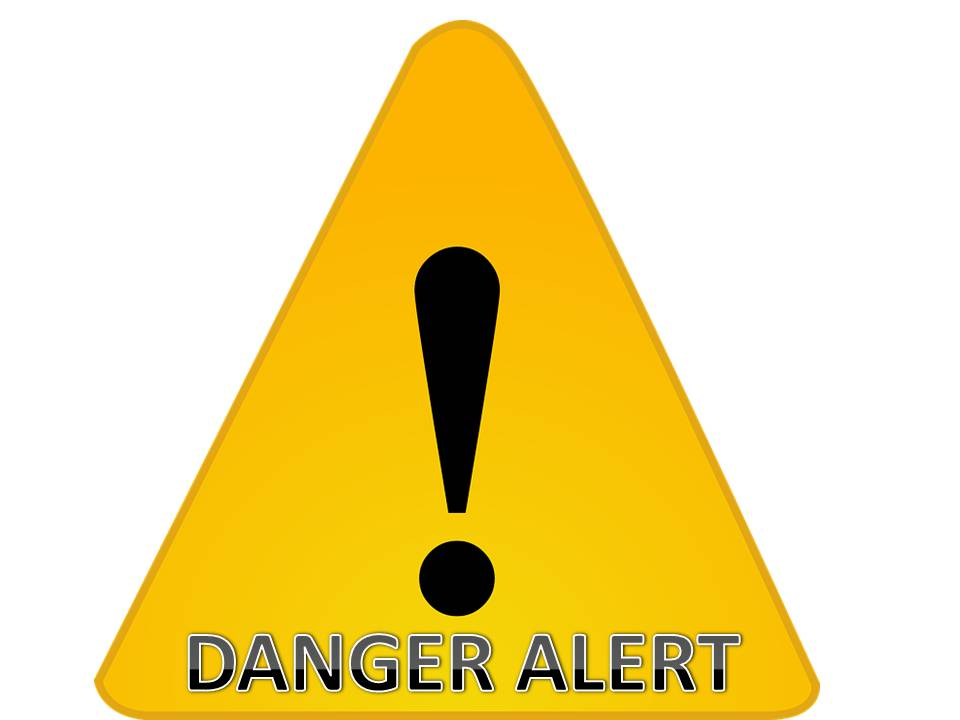 Safety alert regarding self-rescue respirators
