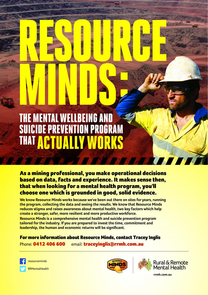 Creating strong minds in hard hats