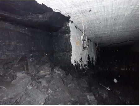 Rib failures in underground coal mines
