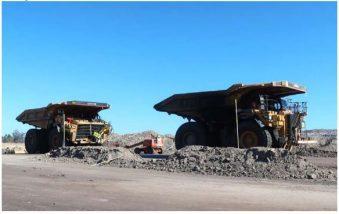Haul truck collision Glencore Bulga