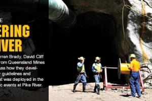 re-entering pike river mine
