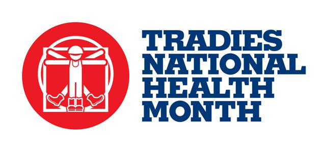 National Tradies Health Month in August