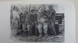 160 men were involved in the rescue of Charlie Varischetti