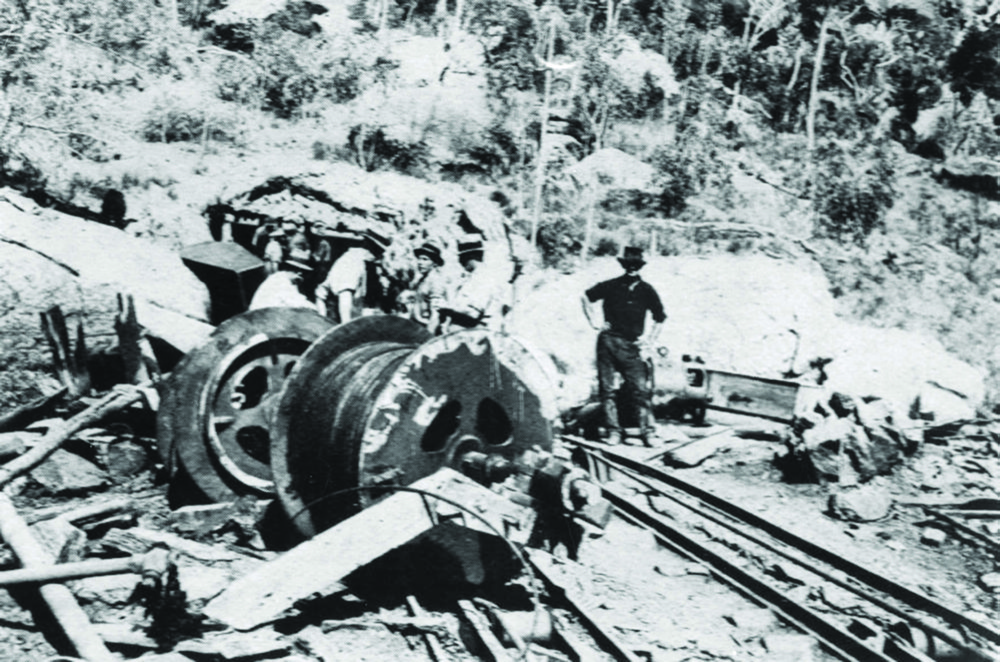 Mount Mulligan mine disaster