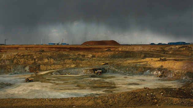 natural disaster preparation is critical for mines