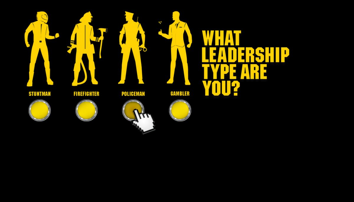 What Leadership Type Are You?
