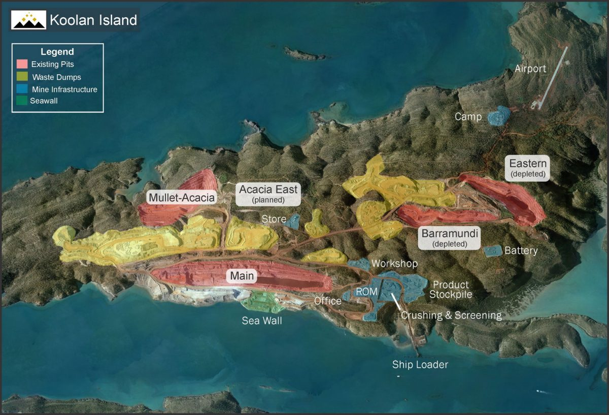 Koolan Island Iron Ore Mine Floods As Sea Wall Collapses