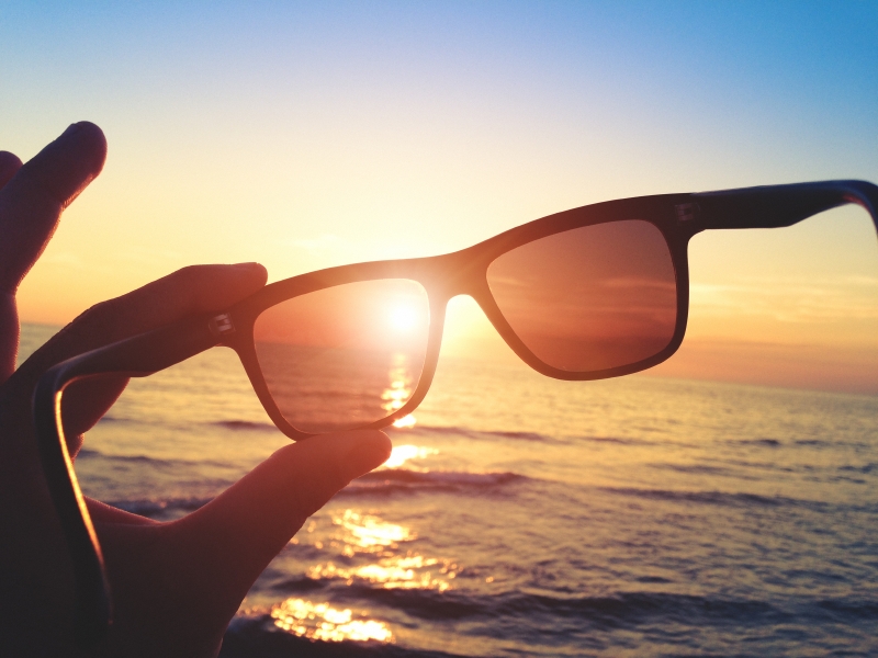Are You Wearing The Right Sunglasses?