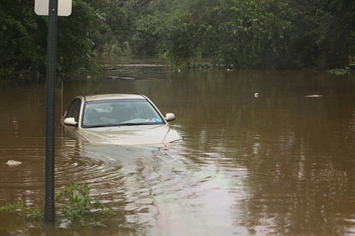 Warning Issued: If It's Flooded – Forget It