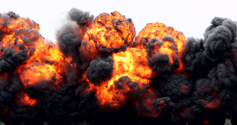 Three People Killed And Ten Injured In Oil Rig Explosion