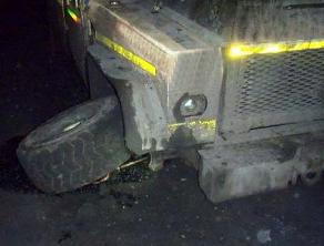 Six Out Of Ten Vehicles In Underground Mine Found With Faulty Axles