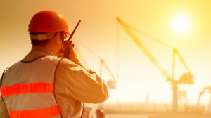 sun exposure and heat stress are key issues for surface mine workers