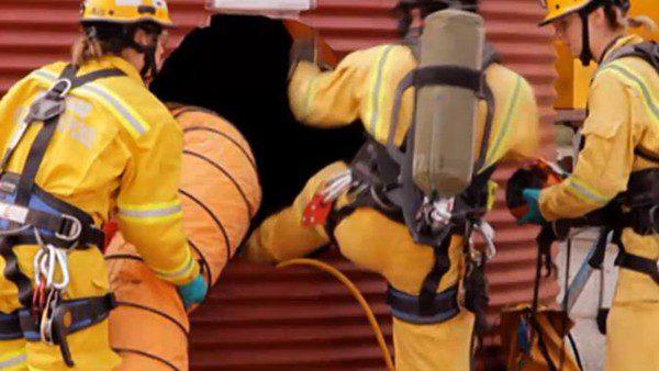 Emergency competition hones life-saving skills