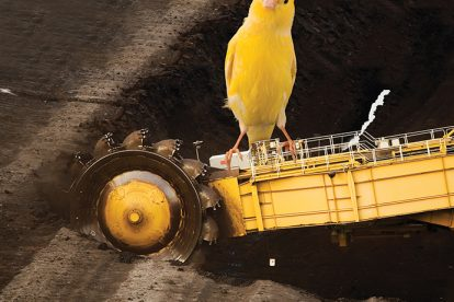 responsibility safety importance of being a canary in a coal mine for safety