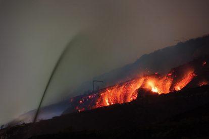 Hazelwood coal mine fire burned for several months