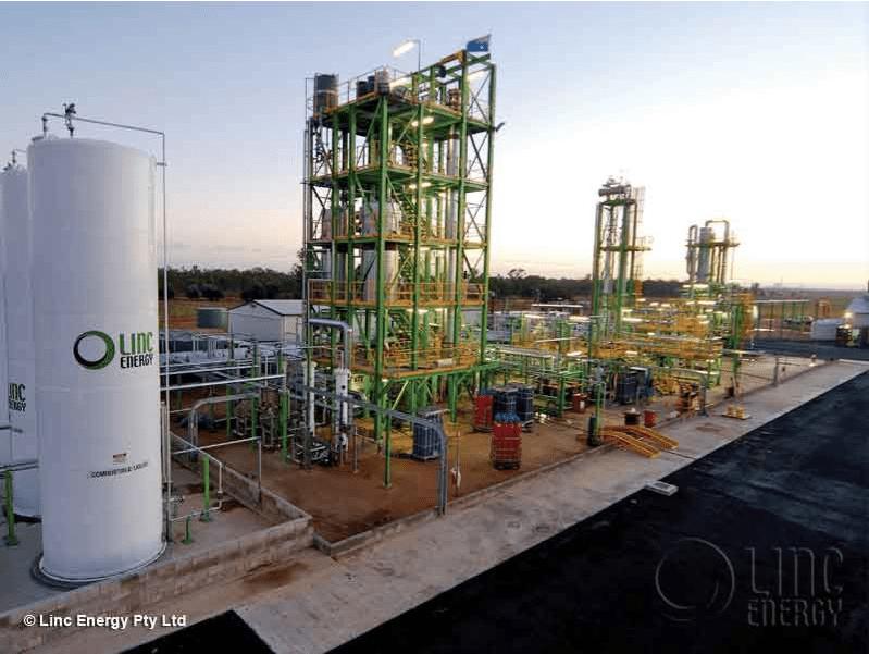 Linc Energy under fire for environmental contamination