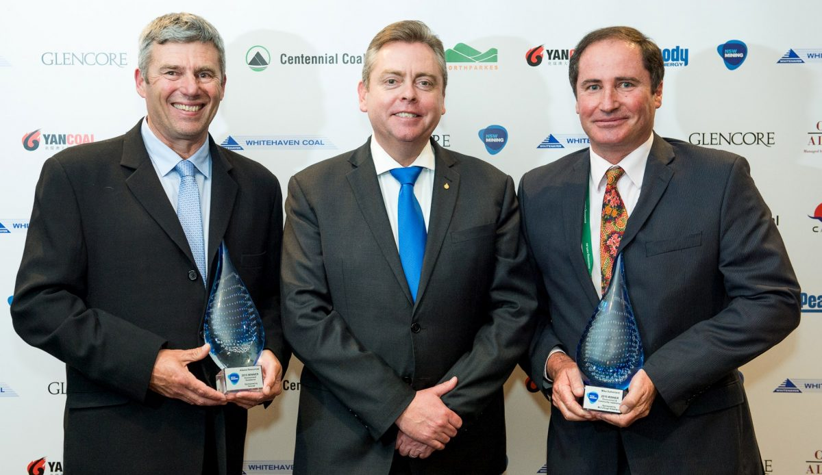 Safety awards presented at NSW mining conference