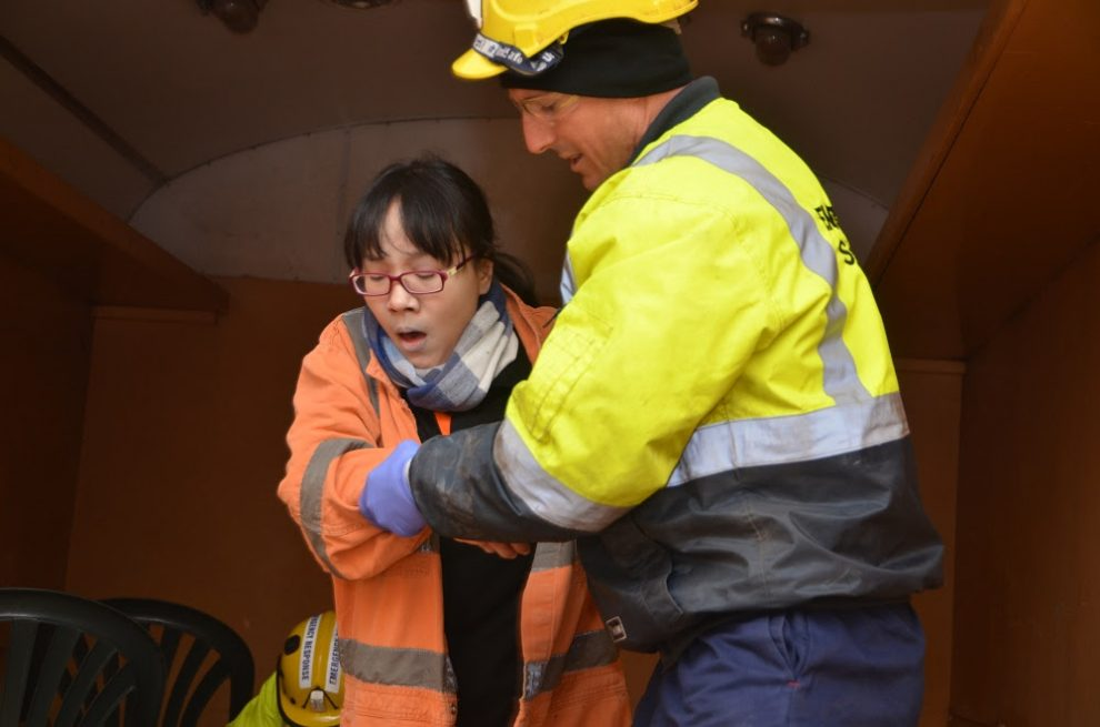 CBH wins Mines Emergency Response Competition