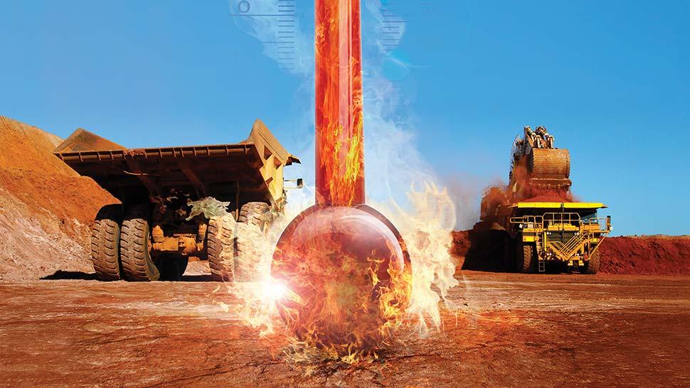 Heat stress and heat illness risk factors at mine sites