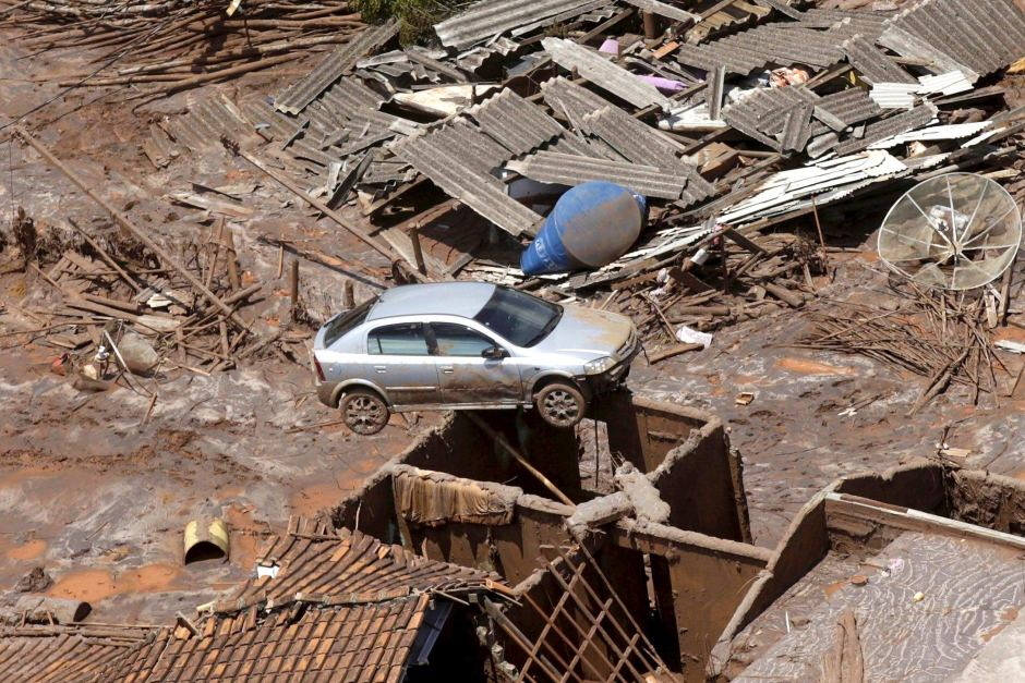 BHP hit with $7.2b lawsuit after Brazil mine disaster