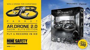 drone giveaway amsj