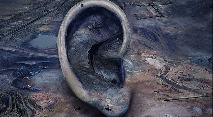 ears to the ground noise in the mining industry can leave worker with long term effects