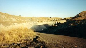 A spontaneous combustion event at Moura No. 2 mine resulted in disaster