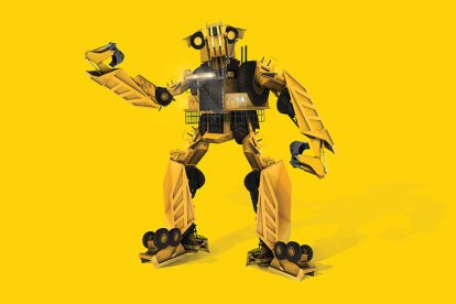 Future of mining and mining robots. What will they look like