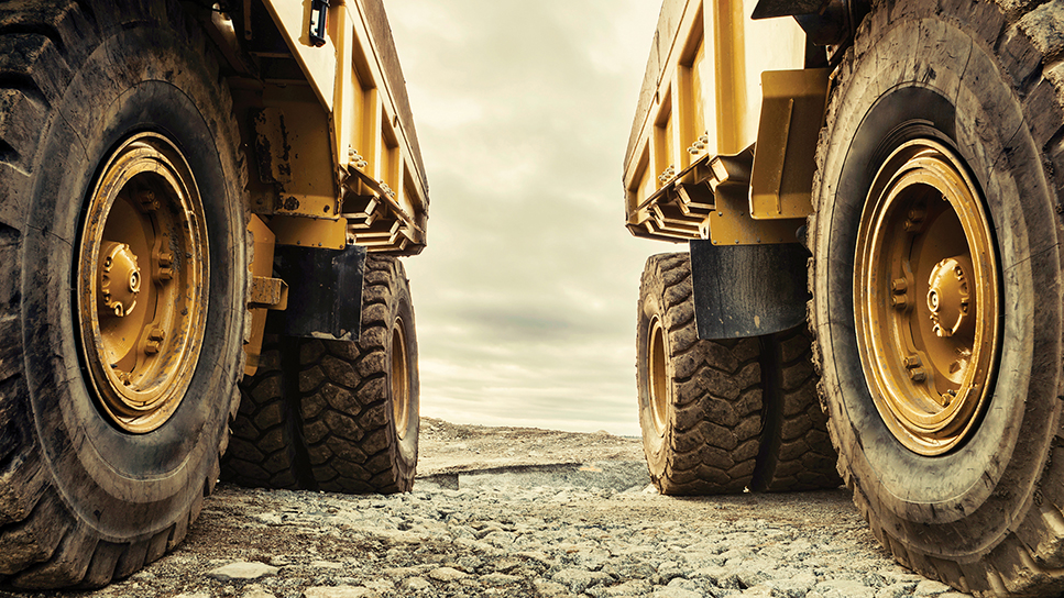 Gaining Traction: Tyre safety for earth-moving machinery on Western Australia mining operations