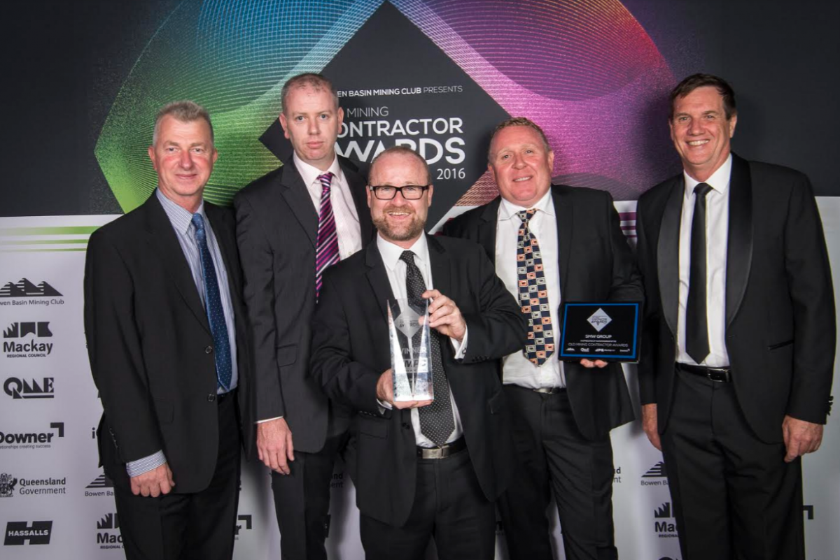 Mental health app for FIFO workers takes top honours at QMC Awards