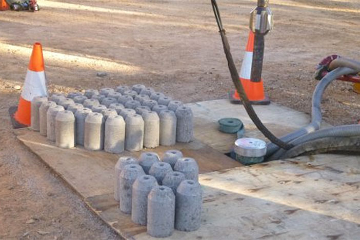 Cheaper and safer way to plug wells revealed