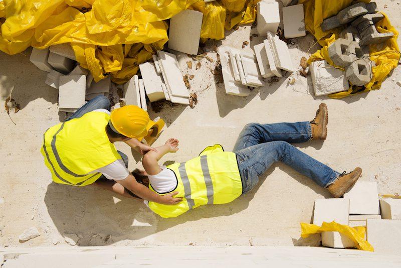 Types of surface hazards in mining