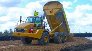 BMA Norwich Park Mine dump truck