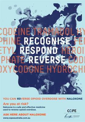 Australia's GPs say overdose death is a preventable tragedy we can all help avoid